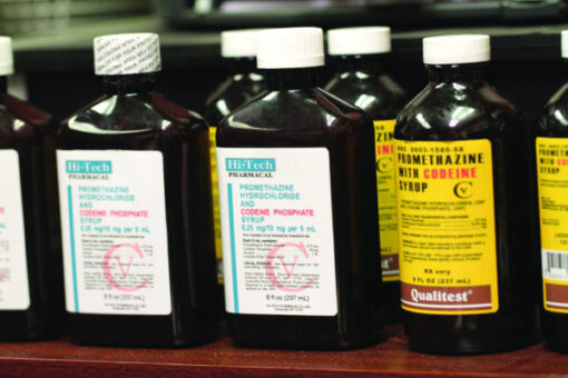 Buy Hi-Tech Promethazine Codeine Online