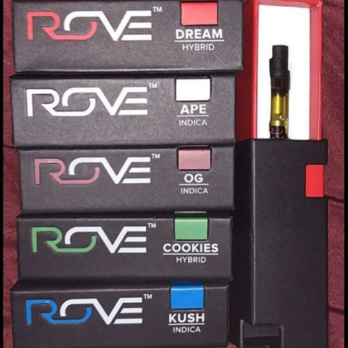 Buy Rove Carts (All Flavor Available)